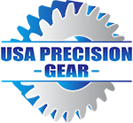 USA Precision Gear Logo